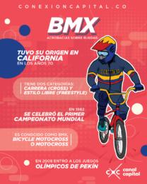 BMX en el Festival de Verano