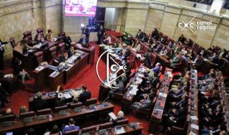 comisiones del Senado