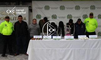 drogas sintéticas en Bogotá