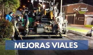 Más de 1.200 calles de la ciudad se han intervenido con trabajos nocturnos