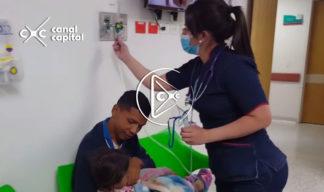 Nueva sala para combatir enfermedades respiratorias agudas en Patio Bonito
