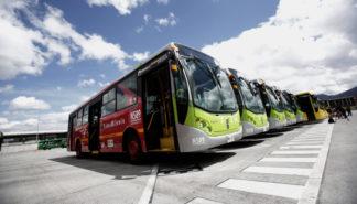 Ajustes a rutas duales de TransMilenio durante la Caminata de la Solidaridad