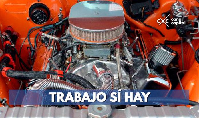 935 vacantes para el sector automotriz en Bogotá