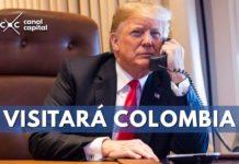 visita de Trump