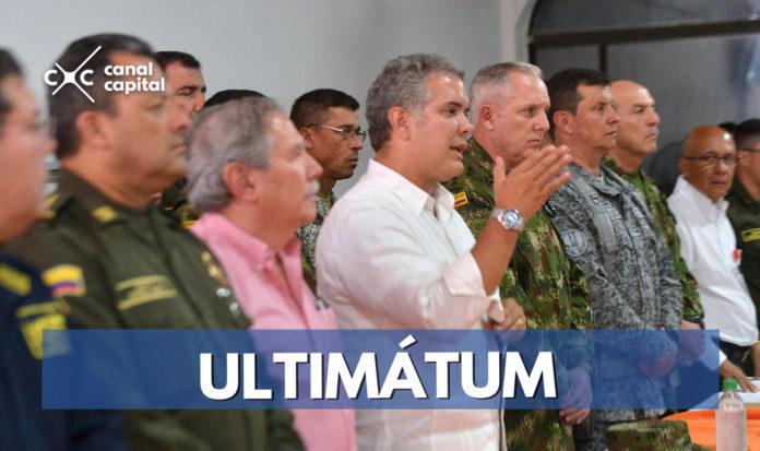 Vamos a desarticular esa red criminal del 'Clan del Golfo': Presidente Duque