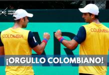 ¡Orgullo colombiano!