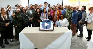 Comité Distrital de Derechos Humanos