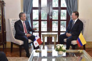 Colombia y Panamá se unen contra la trata de personas