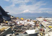 Cifra de muertos por tsunami en Indonesia