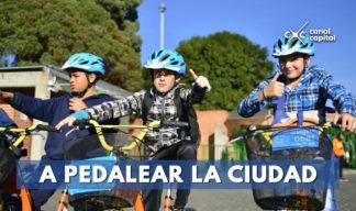 pedalear por bogota