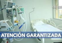 Más de 100 pacientes han sido atendidos en la UCI del hospital Simón Bolívar