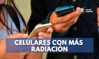 Lista de celulares con mayor radiación