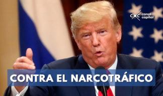 EE.UU. mantiene apoyo contra drogas en Colombia