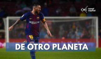 Triplete de goles en la Liga de Campeones