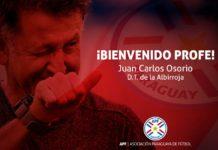 Juan Carlos Osorio, nuevo técnico de la selección de Paraguay