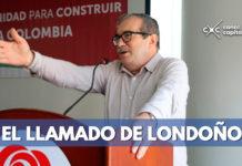 El llamado de Londoño