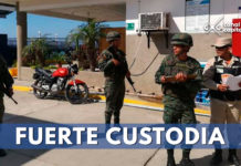 soldados ecuatorianos custodian frontera