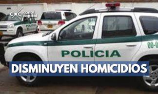 homicidios en Bogotá