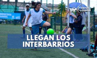 Interbarrios