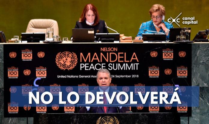 Dique no devolverá diputado venezolano