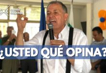 Ordóñez en la OEA