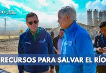 recursos para salvar el río Bogotá