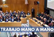 Iván Duque se reúne asamblea ONU