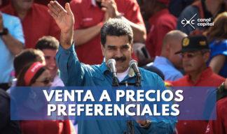 Maduro propone venta de combustible