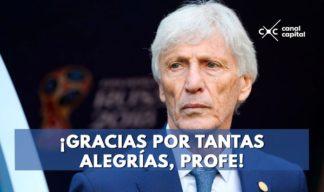 Néstor Pékerman no seguirá siendo el director técnico de la Selección Colombia