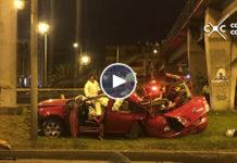 conductor del accidente