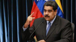 Maduro pide investigar atentado en su contra