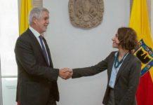 Úrsula Ablanque, nueva gerente general de la Empresa de Renovación Urbana
