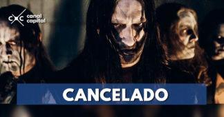 Se cancela concierto de Marduk en Bogotá