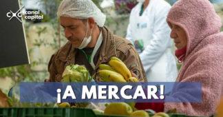 Vuelve el Mercado Campesino al Jardín Botánico
