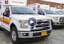 ambulancias en Bogotá