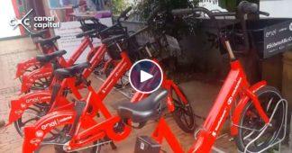 alquilar bicicletas