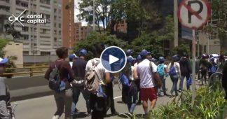 Inició Walk 21, el evento sobre ciudades caminables en Bogotá