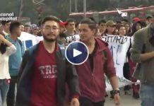 Estudiantes marcharán nuevamente este 17 de octubre