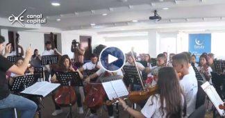 """24 jóvenes se benefician con el programa """"Talento Batuta"""""""