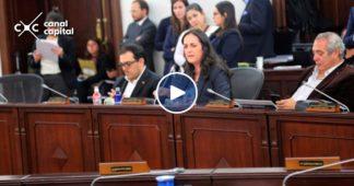 Tensión en el Congreso