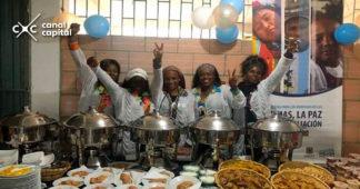 mujeres reciben casa sede en Usme
