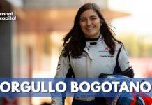 Tatiana Calderón ocupó el sexto lugar en la F2 en Abu Dhabi
