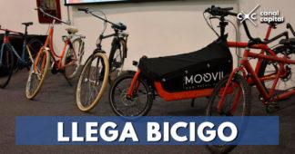 Bogotá presentó su primera feria de bicicletas