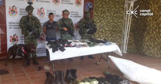 Cae alias el Gurre, responsable de asesinar a más de 60 líderes sociales