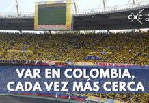 VAR en Colombia