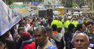 Cerca del 50 % de los venezolanos que abandonaron su país están en Colombia