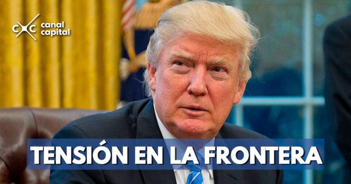 Trump advierte que podría cerrar la frontera con México de forma permanente