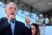 tres propósitos de Uribe