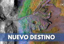 NASA ya tiene destino para 2020