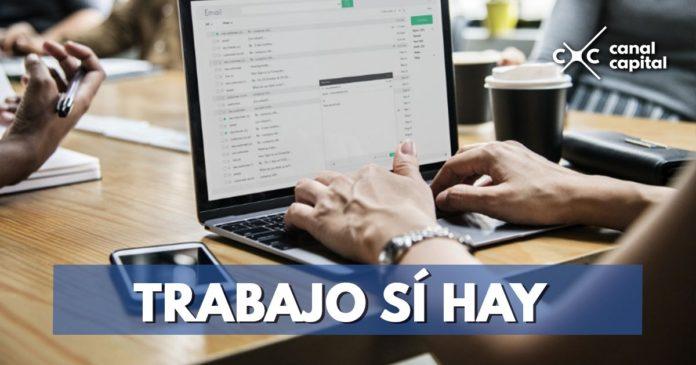 ofertas laborales que hay en Bogotá
